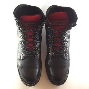 c53c316ecaa Wolverine Men's Leather Copeland Work Boots Vibram